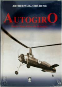 Autogiro - Arthur W.J.G. Ord-Hume (ISBN 9788389450838)