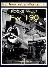 Focke-Wulf Fw 190 - Malcolm V. Lowe (ISBN 9781841764382)