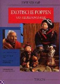 Exotische poppen van keukenovenklei - Jopie Nijkamp, Marjon Koerselman (ISBN 9789051216028)