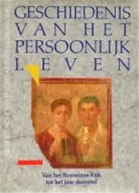 Geschiedenis van het persoonlijk leven - Philippe Ariès (ISBN 9789051570014)