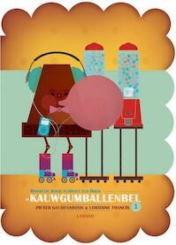 Mannetje koek en de kauwgomballenbel - Gaudesaboos (ISBN 9789020998016)