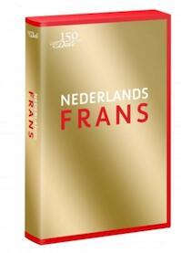 Van Dale Pocketwoordenboek Nederlands-Frans – gouden editie (ISBN 9789460773013)