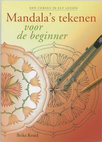 Mandala's tekenen voor de beginner - B. Kruid (ISBN 9789077247136)