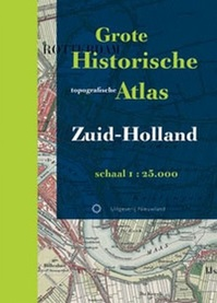 Grote Historische Atlas Zuid-Holland - Ed. [Red.] Schilders (ISBN 9789086450053)