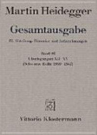 Gesamtausgabe. IV. Abteilung: Hinweise und Aufzeichnungen - Martin Heidegger (ISBN 9783465038382)