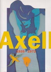 Axell - Evelyne Axell, Hugo Claus (ISBN 9789053492611)