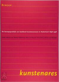 Beroep: kunstenares - M. Halbertsma (ISBN 9789061686279)
