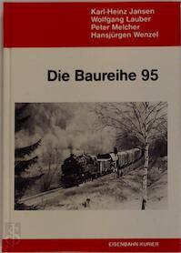 Die Baureihe 95 - Karl-Heinz Jansen (ISBN 3882550953)