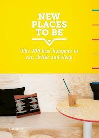 New places to be - Deborah Dekrem, Eline VandeGehuchte (ISBN 9789401426725)