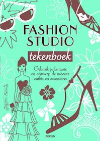 Fashion studio Tekenboek - Unknown (ISBN 9789044727890)