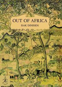 Out of Africa - Isak Dinesen (ISBN 9780679600213)