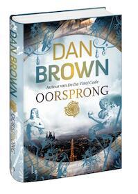 Origin - Dan Brown (ISBN 9789024577927)