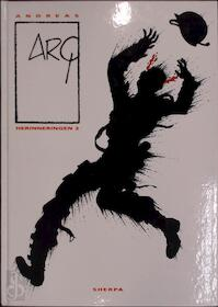 Arq 2 - Herinneringen 2 - Andreas (ISBN 9789075504378)