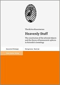 Heavenly Stuff - Theokritos Kouremenos (ISBN 9783515097338)