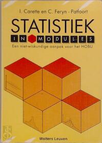 Beschrijvende statistiek - I. Carette, C. Feryn-Patfoort (ISBN 9789030976257)