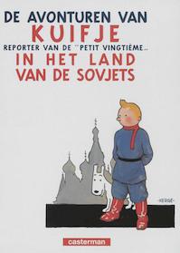 De avonturen van Kuifje in het land van de Sovjets - Herge (ISBN 9789030326649)
