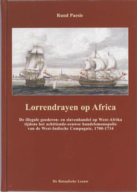 Lorrendrayen op Africa - Ruud Paesie (ISBN 9789067076272)