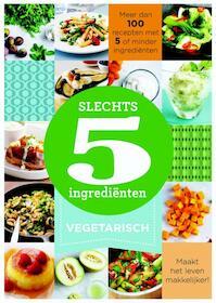 Vegetarisch (ISBN 9789045208220)