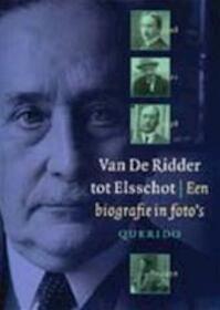 Van De Ridder tot Elsschot - Wieneke 't Hoen (ISBN 9789021461526)