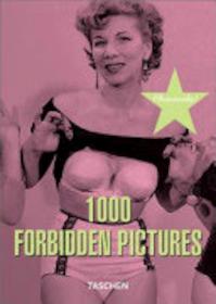 1000 Forbidden Pictures - Mark Lee Rotenberg (ISBN 9783822821671)