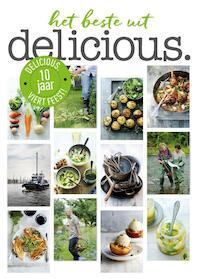 delicious.10 jaar (ISBN 9789059567047)