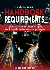 Handboek Requirements - Nicole de Swart (ISBN 9789463011112)