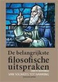 De belangrijkste filosofische uitspraken - Gareth Southwell (ISBN 9789086794430)