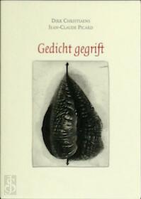 Gedicht gegrift - Dirk Christiaens, Jean-Claude Picard (ISBN 9789492339485)