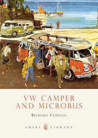 VW Camper and Microbus - Richard Copping (ISBN 9780747807094)