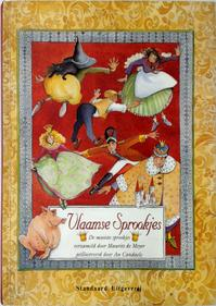 Vlaamse sprookjes - An Candaele ((ill.)) (ISBN 9789002198847)