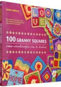 100 granny squares - Oma s vierkantjes om te haken - Leonie Morgan (ISBN 9789089983220)