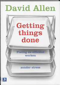 Getting things done - David Allen (ISBN 9789052616261)