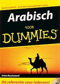 Arabisch voor Dummies - Amine Bouchentouf (ISBN 9789043013550)