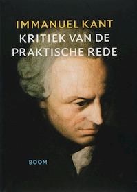 Kritiek van de praktische rede - I. Kant (ISBN 9789085061304)