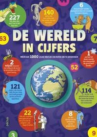 De wereld in cijfers - Steve Martin, Clive Gifford, Marianne Taylor (ISBN 9789044740929)