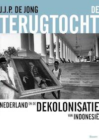De terugtocht - J.J.P. de Jong (ISBN 9789089534668)