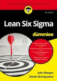 Lean Six Sigma voor dummies, 3e editie - John Morgan, Martin Brenig-Jones (ISBN 9789045351896)