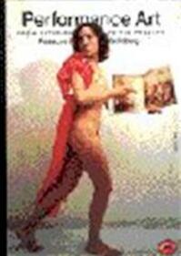 Performance art - RoseLee Goldberg (ISBN 9780500202142)