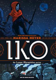 Iko deel 1 - Marissa Meyer (ISBN 9789463490177)