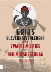 Grijs slavernijverleden - Jeroen Dewulf (ISBN 9789462987944)