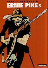 Ernie pike Hc05. oorlogskronieken: ernie pike dl 5 - Hugo Pratt (ISBN 9789030361190)