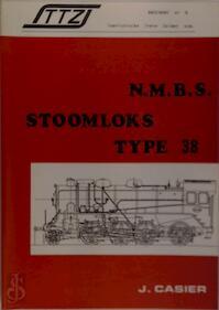 NMBS stoomloks type 38 - J. Casier