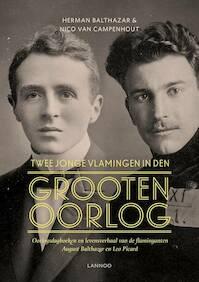 Twee jonge Vlamingen in den Grooten Oorlog - Herman Balthazar, Nico van Campenhout (ISBN 9789401411486)
