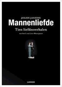 Mannenliefde - Jolien Janzing (ISBN 9789020983227)
