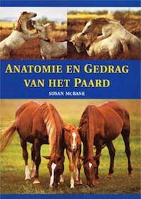 Anatomie en gedrag van het paard - Susan Macbane (ISBN 9789059200906)