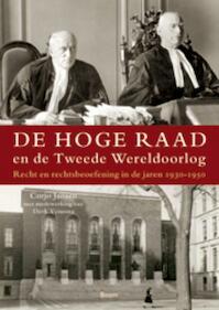 De hoge raad en de tweede wereldoorlog - C.J.H. Jansen, Derk Venema (ISBN 9789461059888)