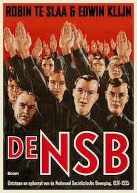 De NSB - Robin te Slaa, E. Klijn, Edwin Klijn (ISBN 9789085068136)