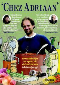 Chez Adriaan - Adriaan Jaeggi (ISBN 9789046810866)