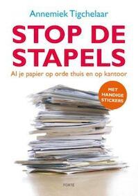 Stop de stapels - Annemiek Tigchelaar (ISBN 9789058778024)