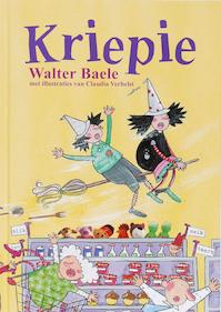 Kriepie - Walter Baele (ISBN 9789059322431)